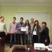 """Национално състезание по уеб разработване """"WEBLOZ"""" 2014"""